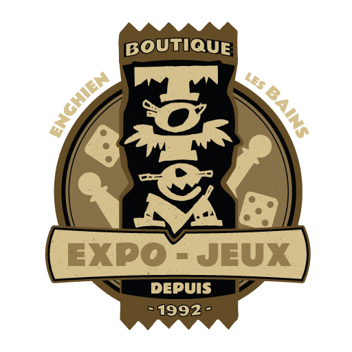 Logo Totem Expo Jeux