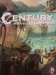 Century Merveilles orientales est la nouveauté ludique de la semaine. Conçu comme un jeu…