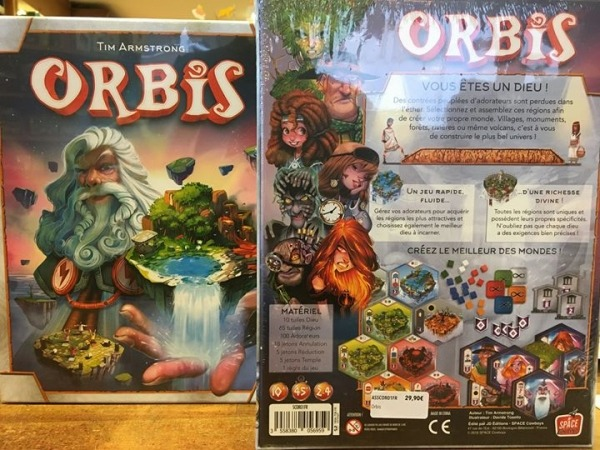 Orbis est parmi nous. A