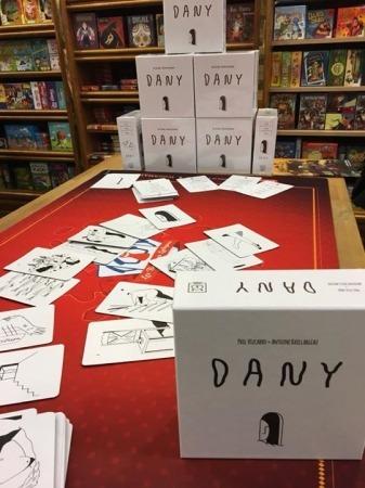 #Dany est parmi nous !