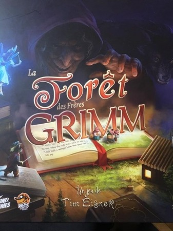 La Forêt des Frères Grimm