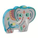 Haathee, éléphant d'Asie – 24 pcs
