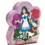 Alice aux pays des merveilles – 50 pcs