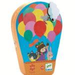 La montgolfière – 16 pcs