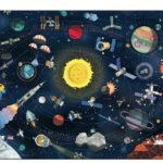 L'espace – 200 pcs + livret