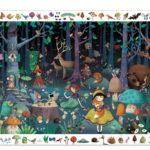 La forêt enchantée – 100 pcs