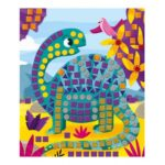 MOSAIQUES DINOSAURES