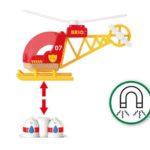 Hélicoptère des Pompiers  – 33797