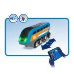 Locomotive à Enregistreur vocal Smart Tech Sound  – 33971