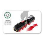 Locomotive à piles à vapeur 33884