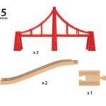 Double pont suspendu – 33683