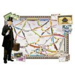 Aventuriers du Rail: Royaume-Uni / Pennsylvanie
