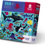500 pc Boxed/Sea Animals
