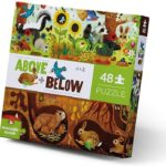 48 pcs Above & Below/Backyard