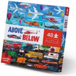48 pcs Above & Below/Vehicules