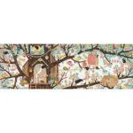 Tree house – 200 pcs