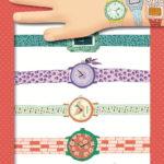 Les montres de Wendy