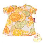 BC Robe, citron , taille 30-33cm, 36cm