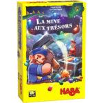LA MINE AUX TRESORS
