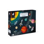 PUZZLE EDUCATIF – SYSTEME SOLAIRE – 100 PCS