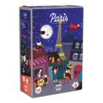 Puzzle – Night & Day in Paris (36 pcs r°-v°)