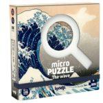 Micropuzzle 600pcs – The wave
