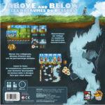 ABOVE AND BELOW – Les Royaumes du Dessous Le Jeu