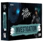 SUB TERRA – Extension 1 Investigation