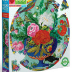 BOUQUET & BIRDS – Puzzle 500 pcs