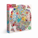 100 Great Words – Puzzle 500 pcs