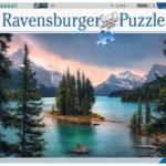 Puzzle 2000 p – Île de l'Esprit, Canada