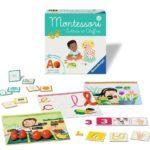 Montessori – Lettres et chiffres