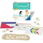 Montessori – Ecriture et quantités