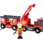 Camion de Pompiers Son et Lumière  – 33811