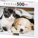 Puzzle N 500 p – Réveille-toi