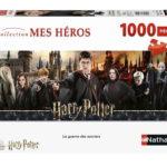 Puzzle N 1000 p – La guerre des sorciers / Harry Potter
