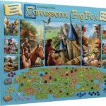 Carcassonne : Big Box 2017