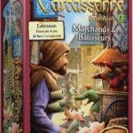 Carcassonne (2) Marchands & Batisseurs