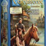 Carcassonne  (1) Auberges et Cathédrales