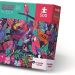 500 pc Boxed/Birds of Paradise