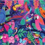500 pc Boxed/Birds of Paradise