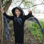 Costume de la faucheuse, taille US 5-6