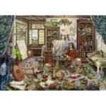 ESCAPE PUZZLE : ATELIER D'ARTISTES