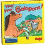Hop, hop, Galopons