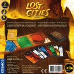 Lost Cities : le duel