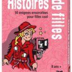 Black Stories Jr : Histoires de filles