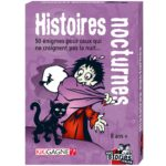 Black Stories Jr : Histoires nocturnes