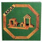 kapla  Livre n°3 (vert, archi. dès 3 ans)
