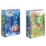 Puzzle – Night&Day in the Forest – 54 pcs