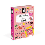 MAGNETI'BOOK CRAZY FACES FILLE